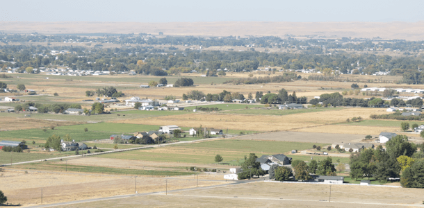 Emmett Landscape